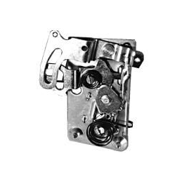 Door latch assembly, LH 64-66