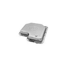 C-6 Chrome transmission pan...
