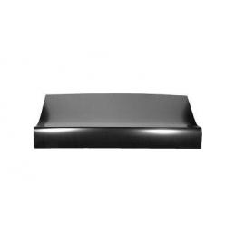 Fastback trunk lid,...