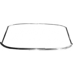 Coupe windshield molding 69-70