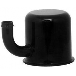 Öldeckel - Schwarz -...