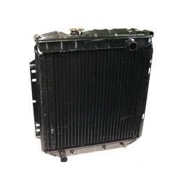 Chłodnica 3-rowkowa dla aut 6-cio cylindrowych 67-69