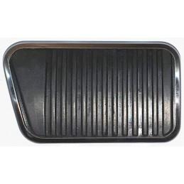 Clutch pedal pad with trim...