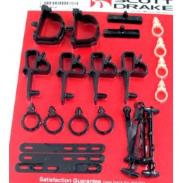Wire loom mounting kit 69