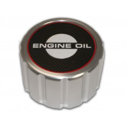 65-8 BILLET OIL CAP, PUSH-ON
