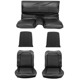 Standard upholstery (black) 65