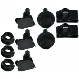 Stone deflector mount kit...