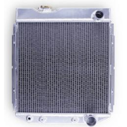 Aluminum radiator V8 64-66