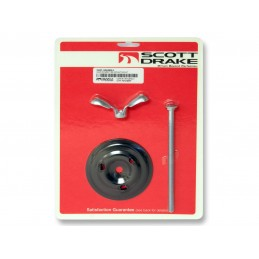 Spare tire mounting kit 64-65