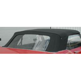 Cabrio Verdeck, Schwartz 64-66