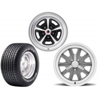 Wheels and tires